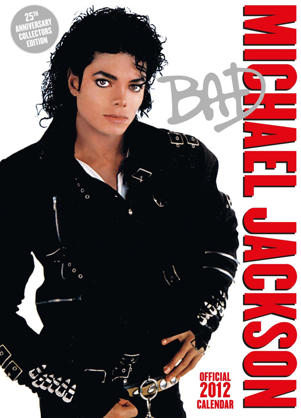 Michael Jackson Official Calender