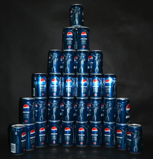 Pepsi cola тайвань майкл джексон может  25 anni плохие король поп-музыки, предметы для коллекций, реклама